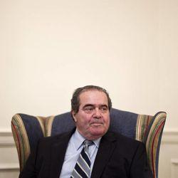 FILE — Justice Antonin Scalia died in his sleep of natural causes.