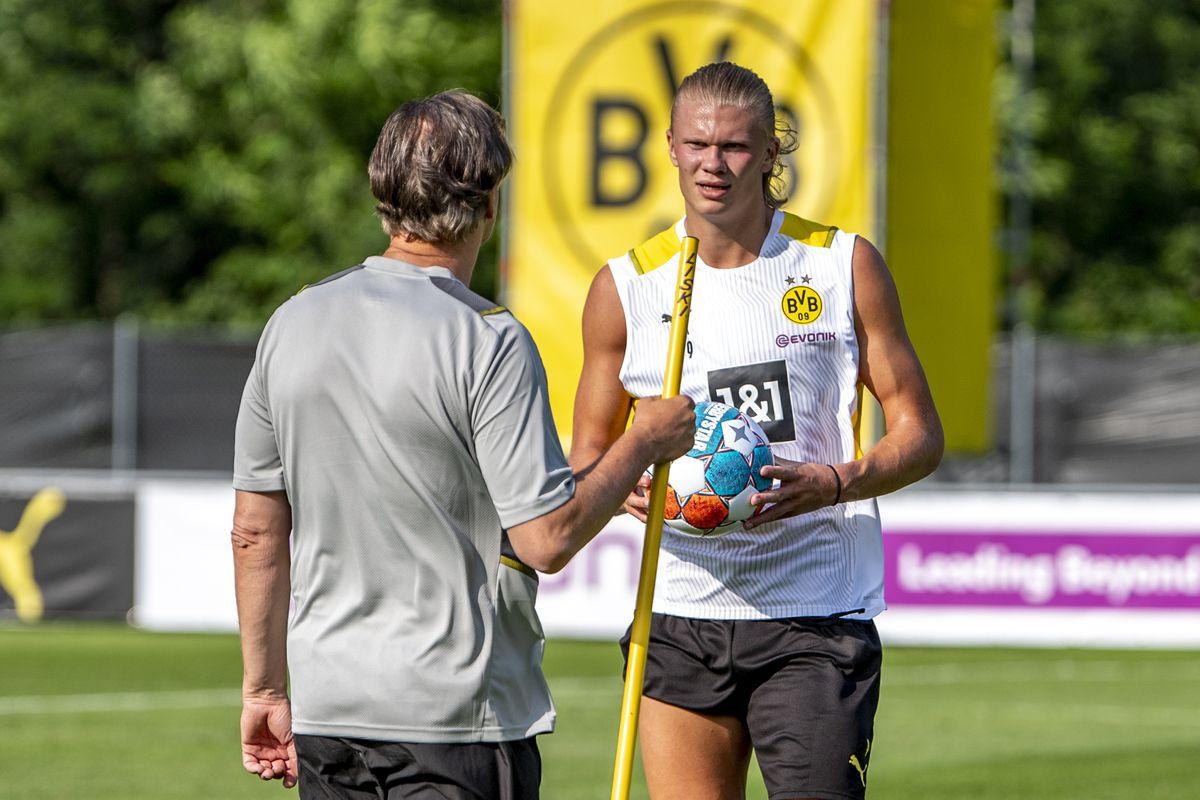 Training Camp Borussia Dortmund