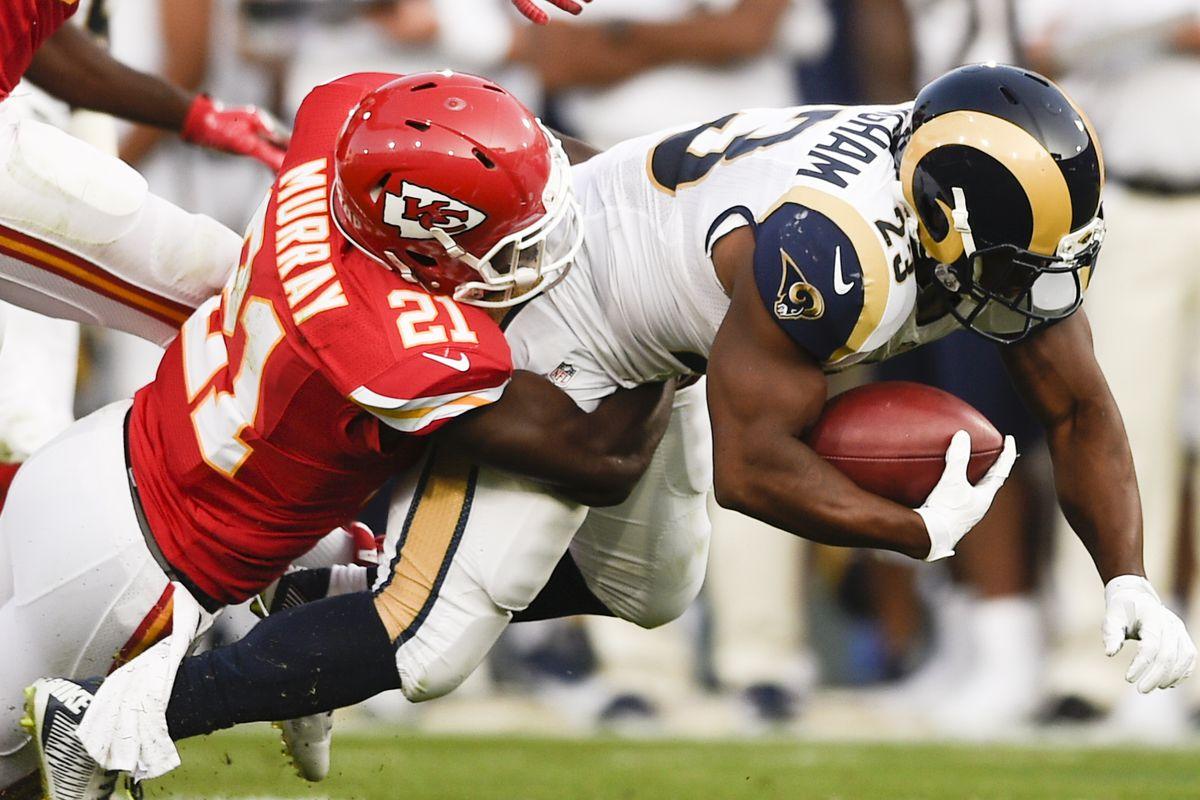 NFL: Preseason-Kansas City Chiefs at Los Angeles Rams
