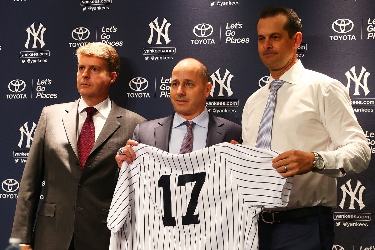 The amazing consistency of the New York Yankees