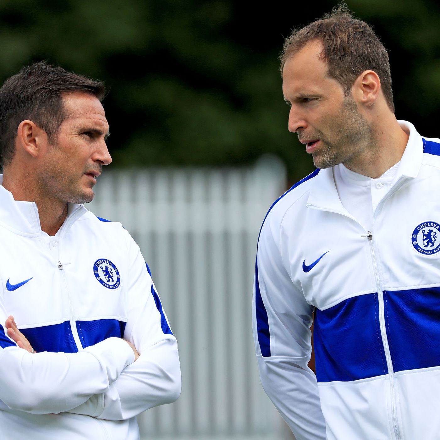 Chelsea Register Petr Cech In Premier League Squad Because 2020 Wasn T Weird Enough Yet We Ain T Got No History