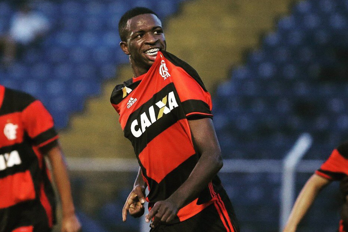 save off d2a71 8da89 OFFICIAL: Real Madrid sign Vinicius Junior - Managing Madrid