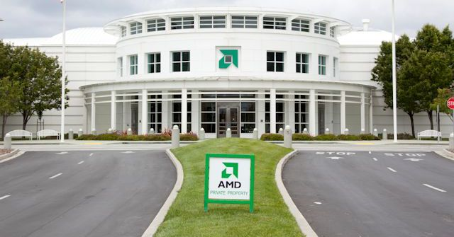 Amd Says Three Senior Executives Are Stepping Down Vox