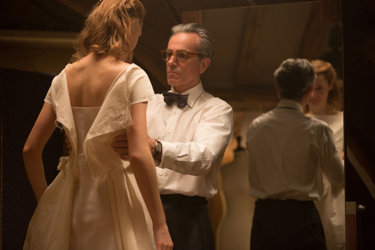 phantom thread s oscar nominated costume designer on how to tell stories with couture