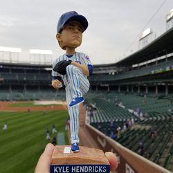 Kyle Hendricks, 2018