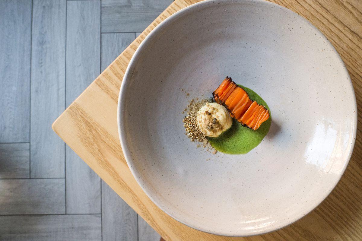 Semilla carrot