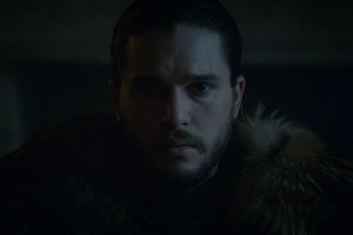 The Game Of Thrones Finales Massive Jon Snow Reveal