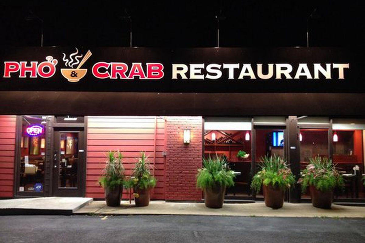 Pho & Crab.