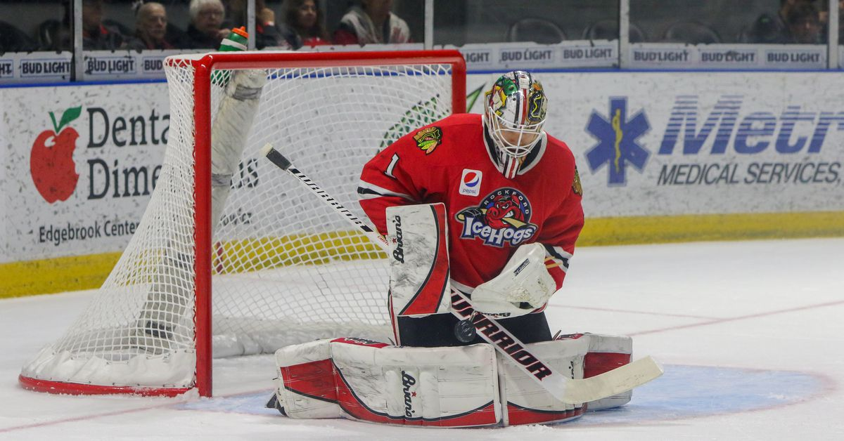 Second City Hockey's 2019-20 IceHogs preview: Goaltenders
