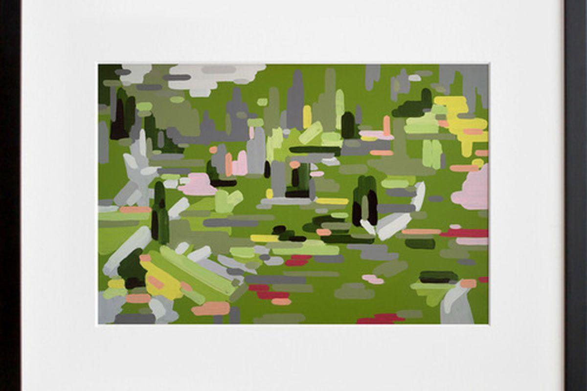 "Tyson Anthony Roberts's ""The Gardens"" via <a href=""http://www.20x200.com/artworks/1824-tyson-anthony-roberts-the-gardens"">20x200</a>"
