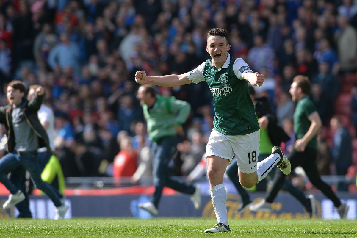 Rangers v Hibernian - William Hill Scottish Cup Final