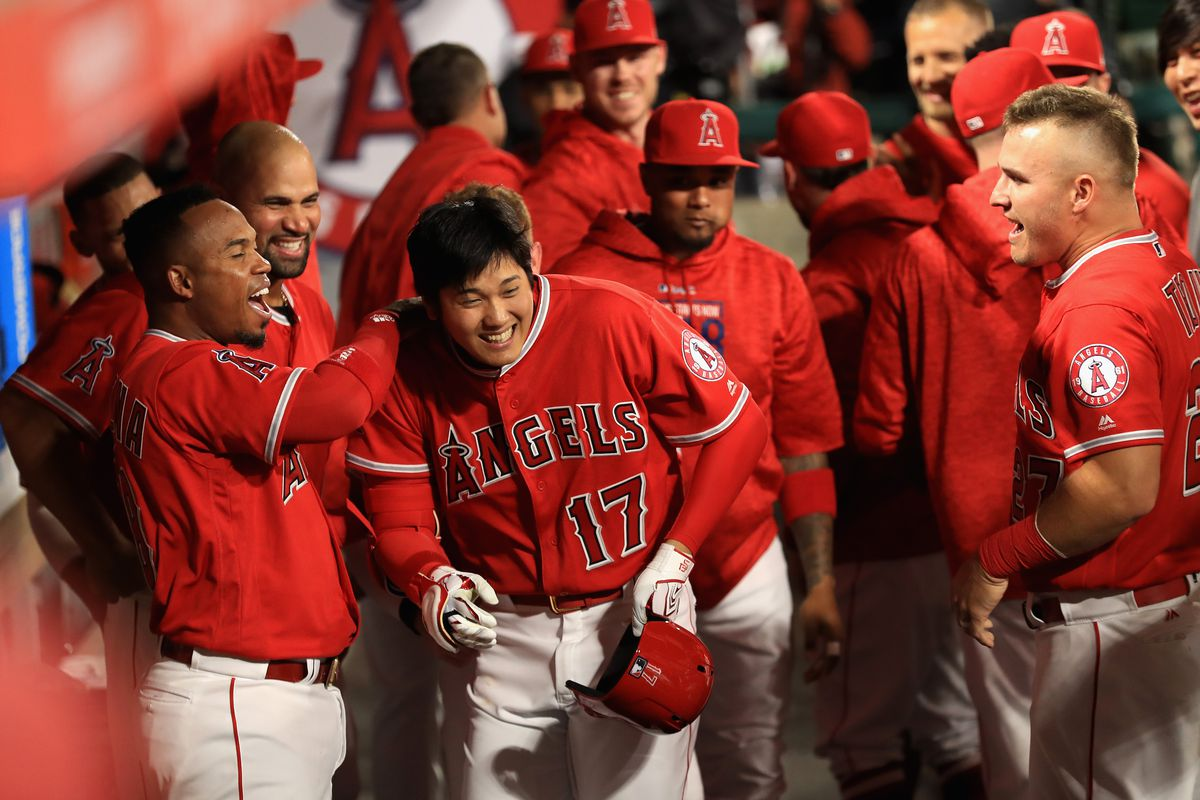 Ohtani earns praise from Angels after stellar home debut