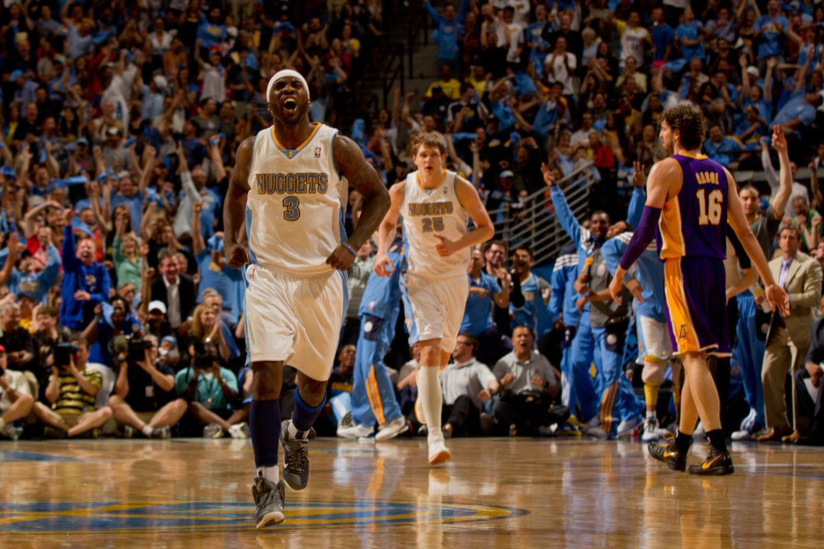 Ty Lawson proving that pictures still worth 1,000 words.
