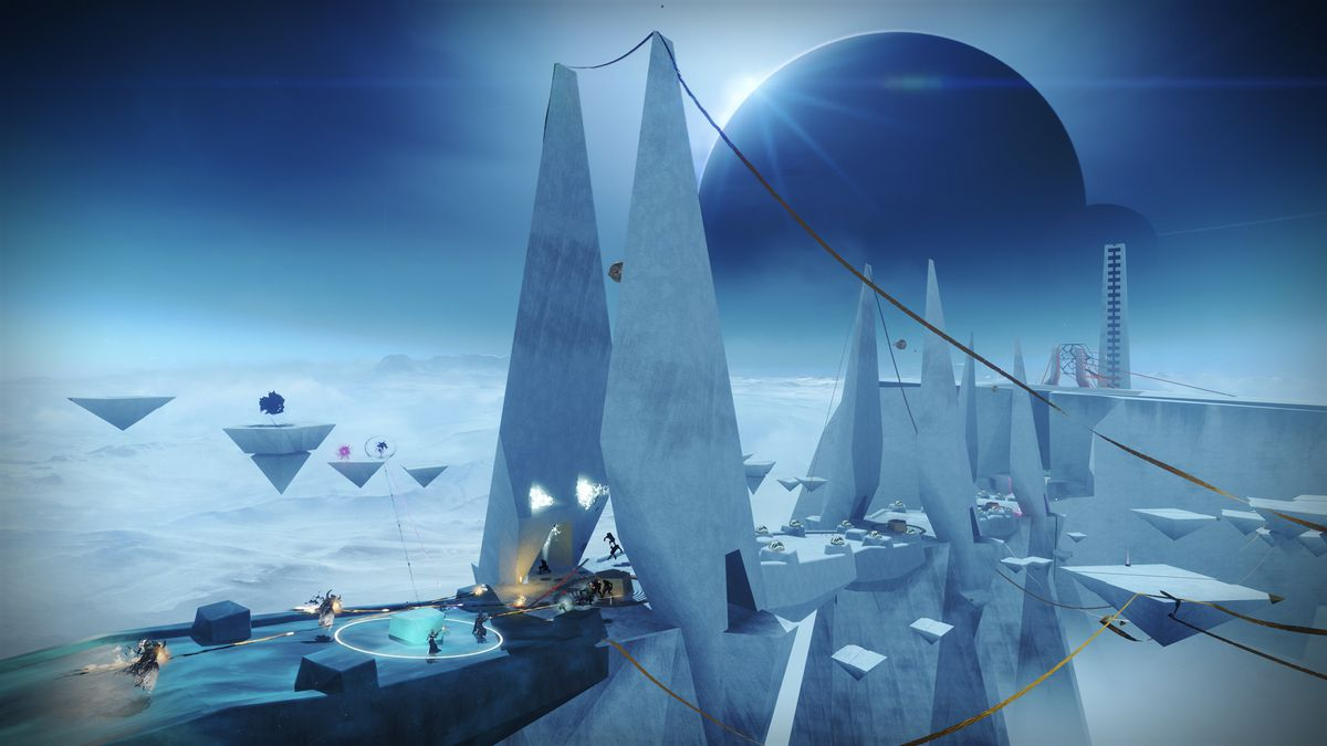 Destiny 2 season of the drifter reckoning bridge