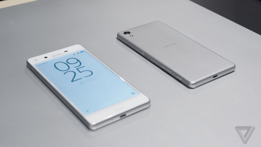 Sony S New Xperia X Phones Feature Better Cameras And
