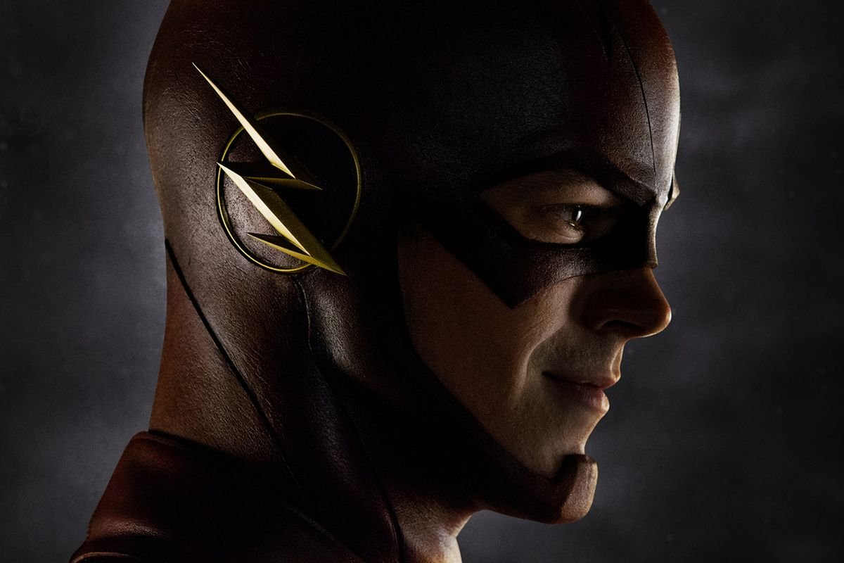 The Flash Tv Series Trailer Shows The Speedy Superhero S Origins