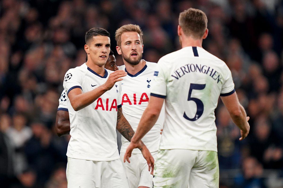 Tottenham Hotspur v Red Star Belgrade - UEFA Champions League - Group B - Tottenham Hotspur Stadium