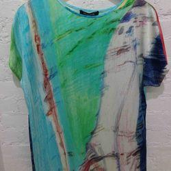 $130 Silk Top