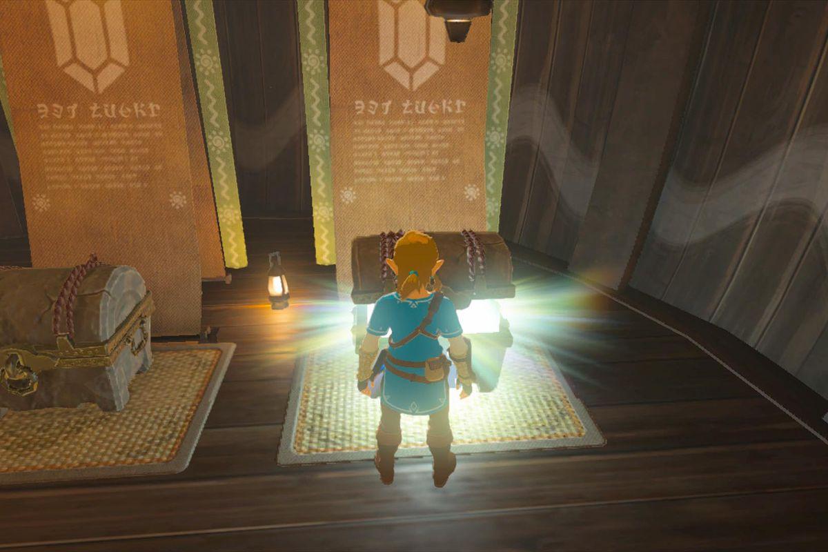 Zelda Breath of the Wild guide: Gambling - Polygon