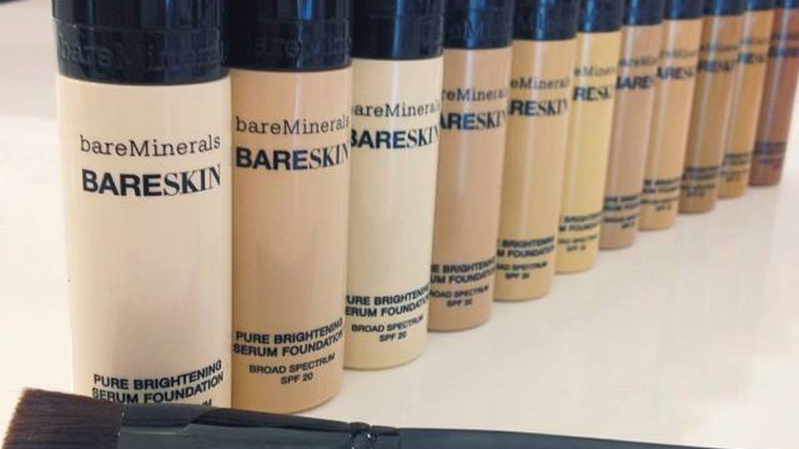 The Designers Schooled at J.Crew; BareMinerals' New Foundation