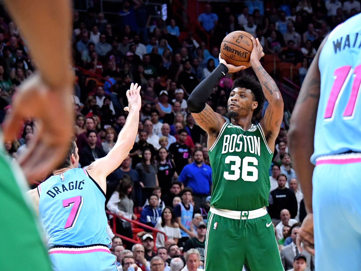 Celtics Vs Heat Series 2020 Tv Info Game Schedule Results Scores Recaps Stats For Eastern Conference Finals Draftkings Nation