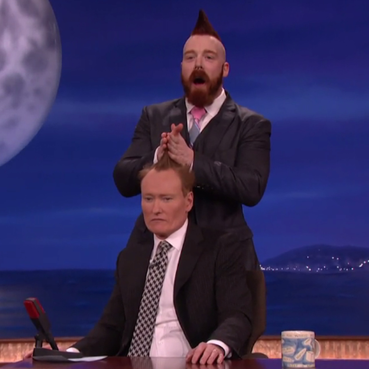 The Reason Behind Sheamus Mohawk Revealed Cageside Seats