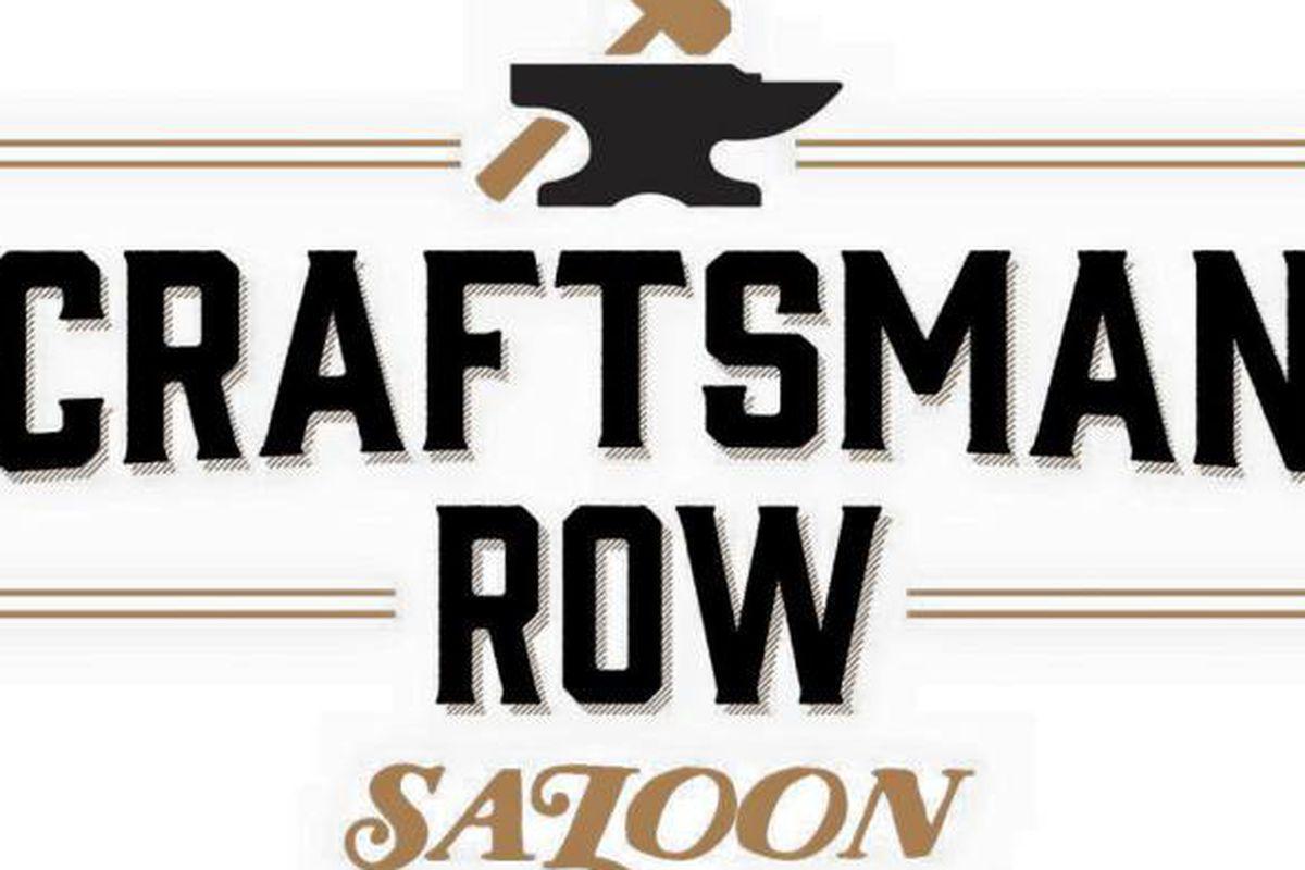 Craftsman Row Saloon opens Friday