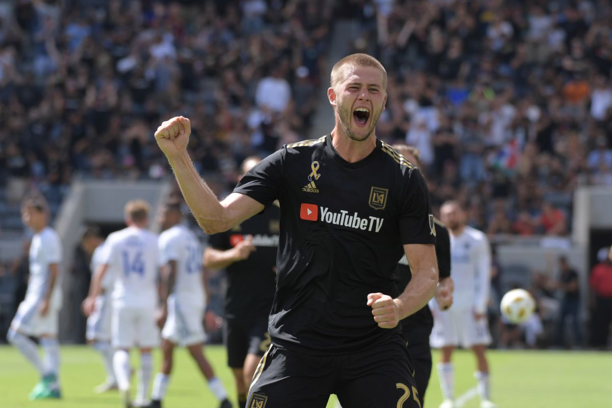 90ed863a975 San Jose Earthquakes vs. LAFC  Match Preview - Angels on Parade