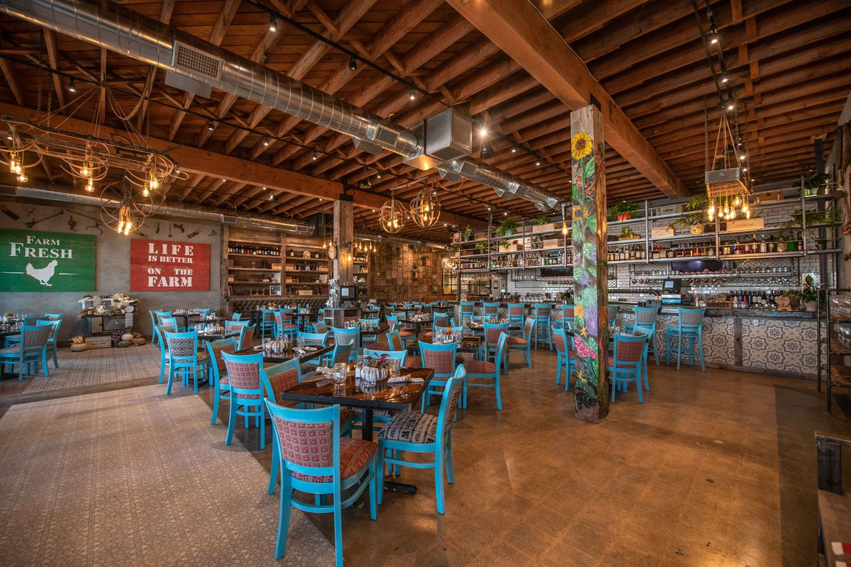 All Day Eatery Farmers Table Brings Brunch To Bay Park Eater San