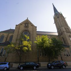 Monastery of the Holy Cross in Bridgeport, built 109 years ago   Tyler LaRiviere/Sun-Times