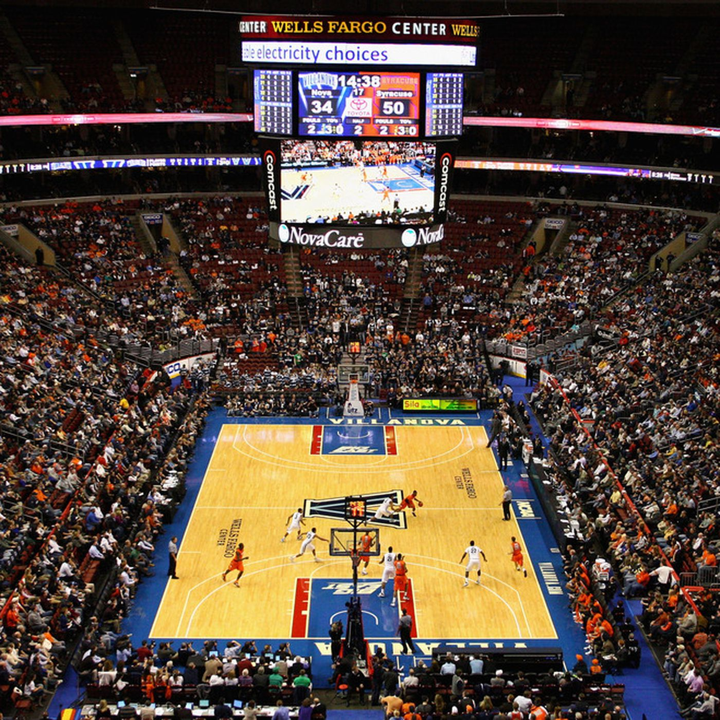 Why The Wells Fargo Center Is Home Vu Hoops