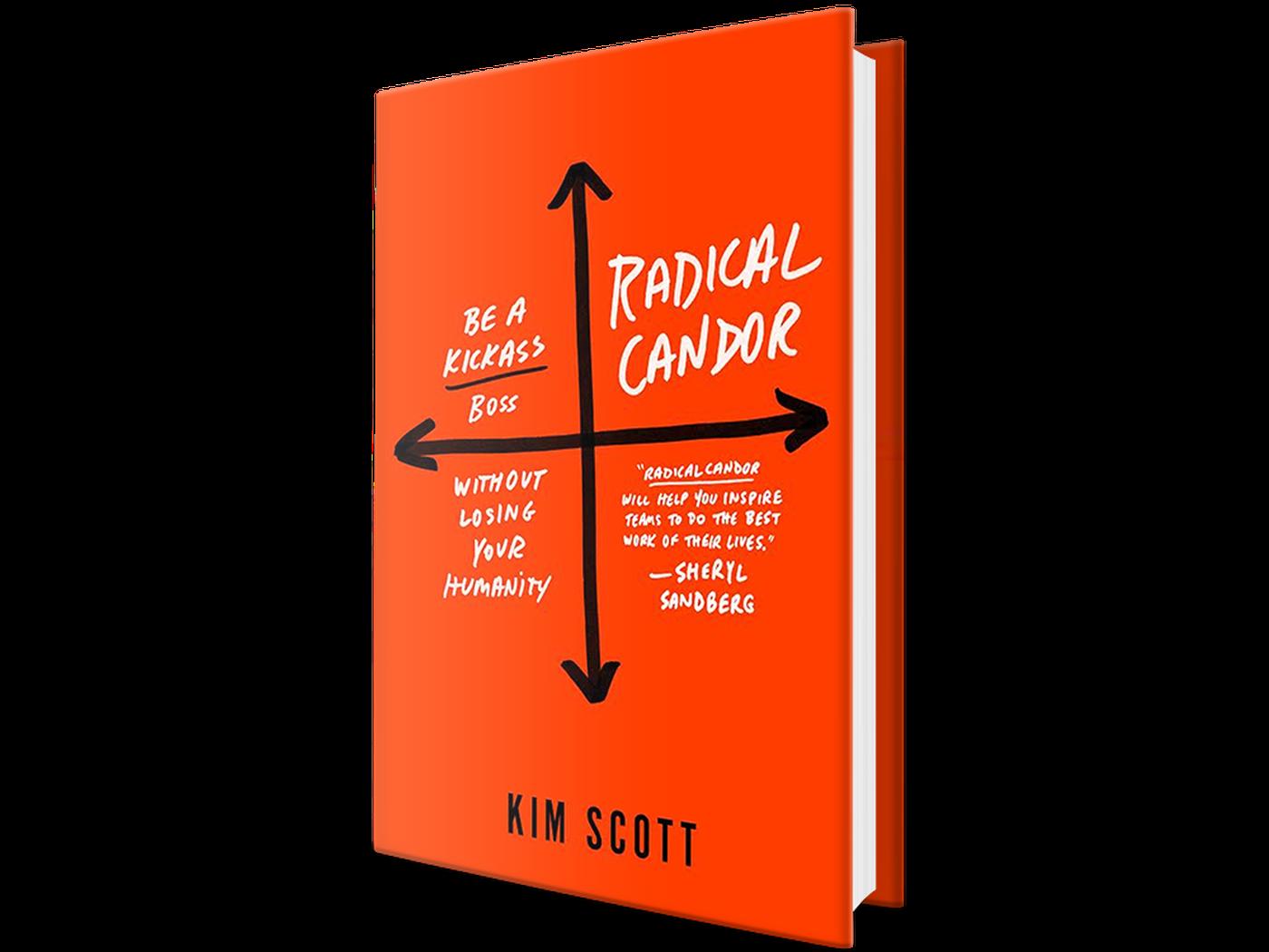 Image result for radical candor