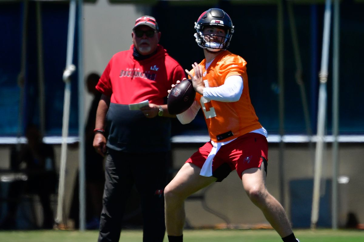 NFL: Tampa Bay Buccaneers Rookie Minicamp
