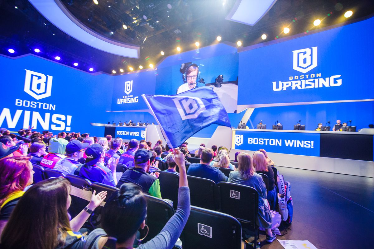 The Boston Uprising look to claim glory in Season 2 of the Overwatch League
