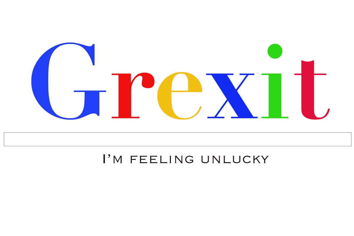 Googling about Greece's financial crisis? You're not alone.