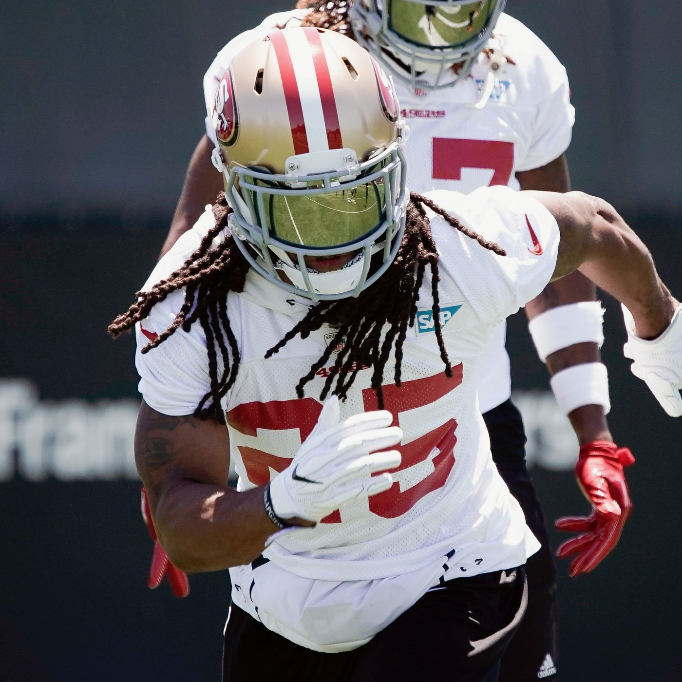 sale retailer 5811f a6771 49ers new: Richard Sherman gives an update on his progress ...