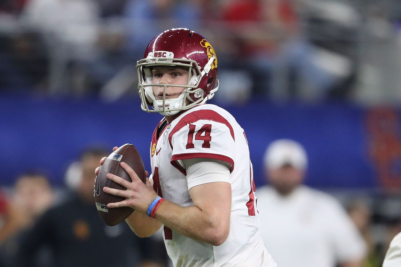 NFL-record 106 underclassmen have declared for 2018 NFL Draft