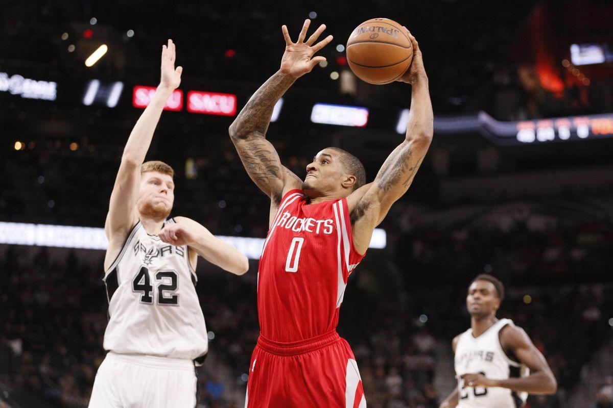 NBA: Preseason-Houston Rockets at San Antonio Spurs