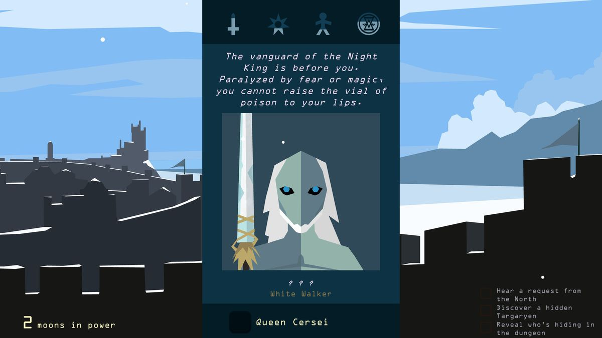 Reigns: Game of Thrones - Night King
