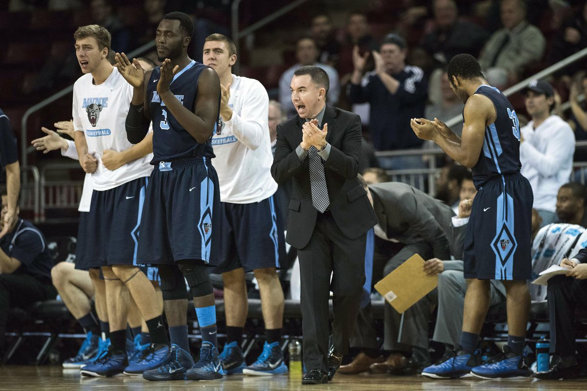 Maine will look to improve in Bob Walsh's second season.