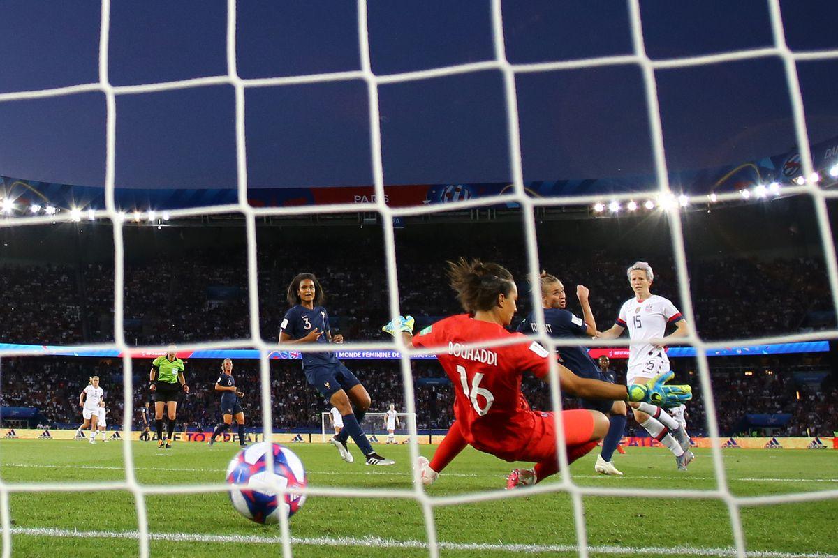 France v USA: Quarter Final - 2019 FIFA Women's World Cup France