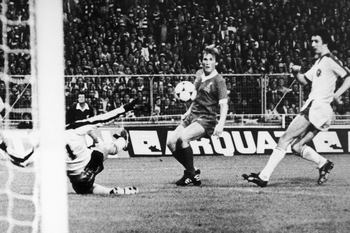 It's your debut season and you chip a delightful winner in the European Cup Final - how very Dalglish.