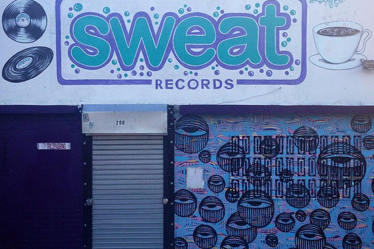 "Photo: Sweat Records/<a href=""https://www.facebook.com/sweatrecords/photos_stream"">Facebook</a>"