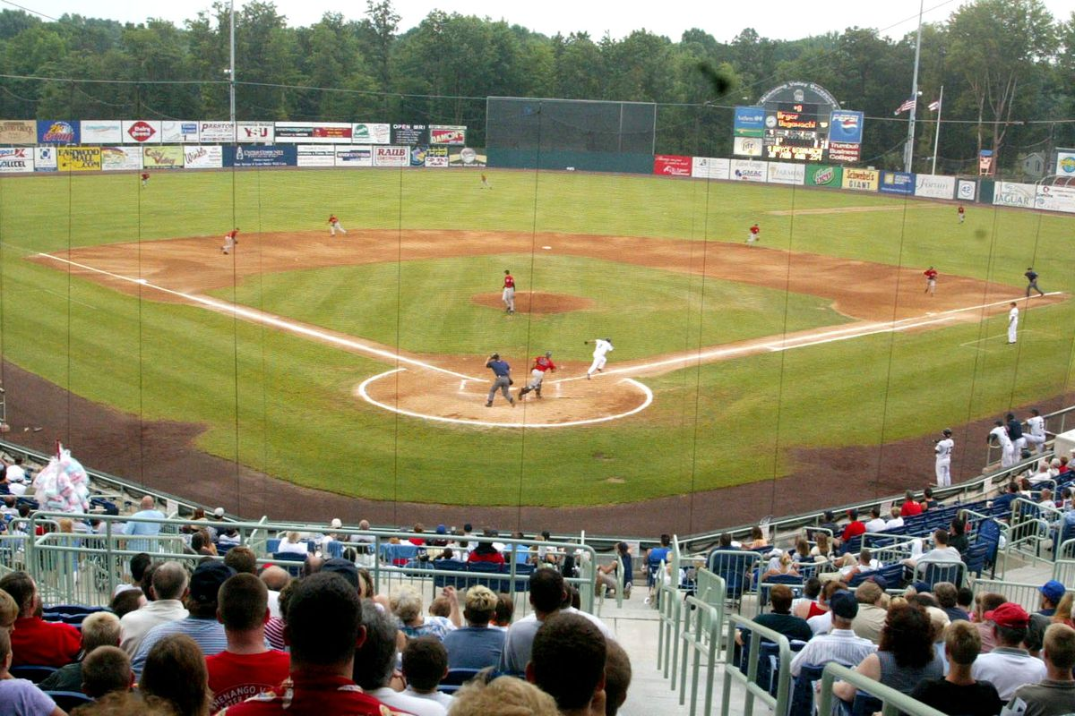 Eastwood Field, home of the Mahoning Valley Scrappers