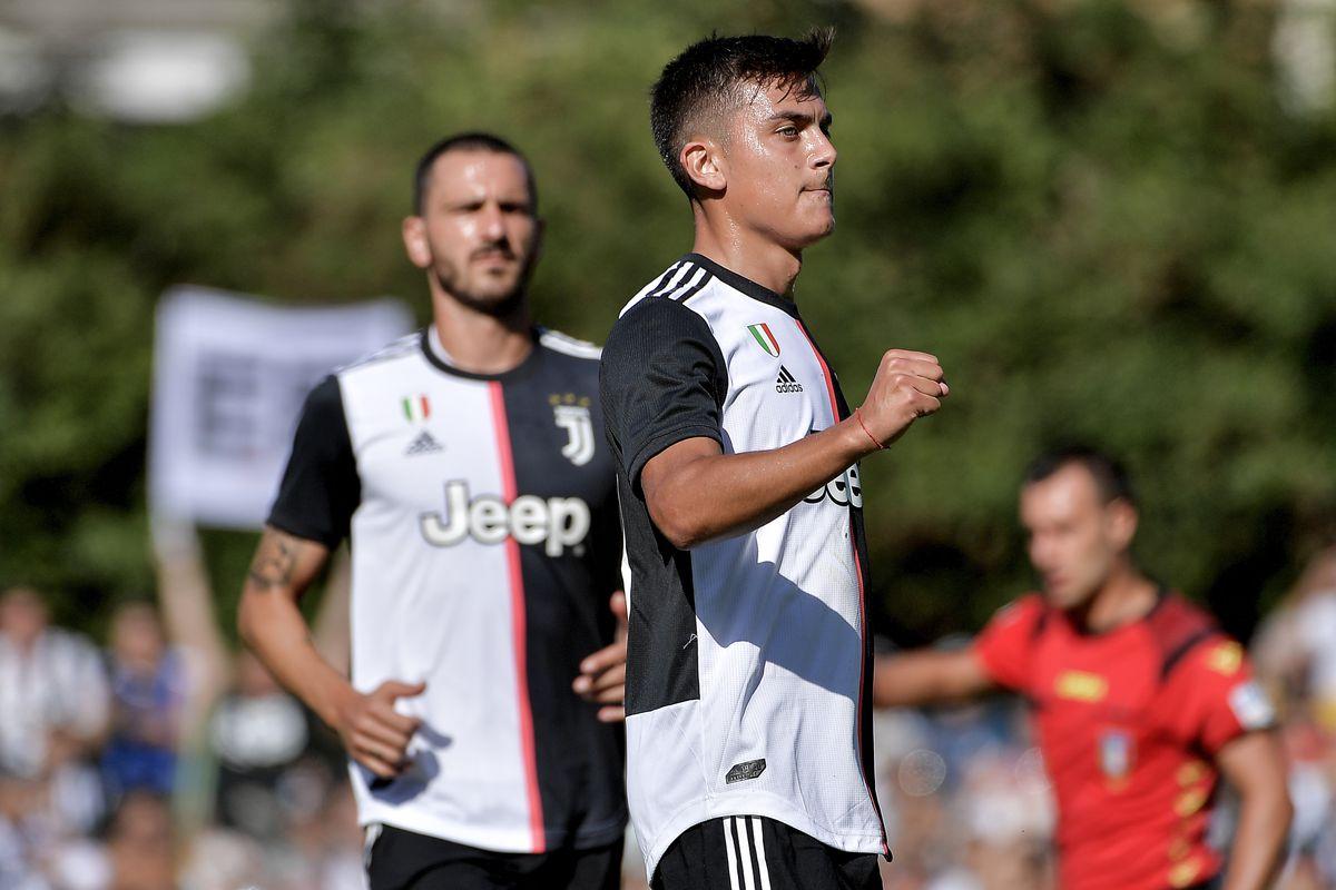 Juventus v Juventus U19