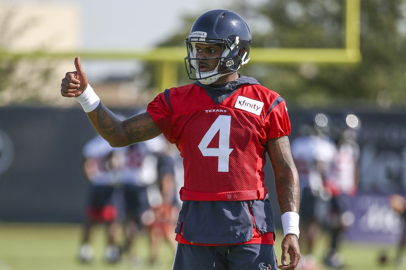NFL: Houston Texans-Training Camp