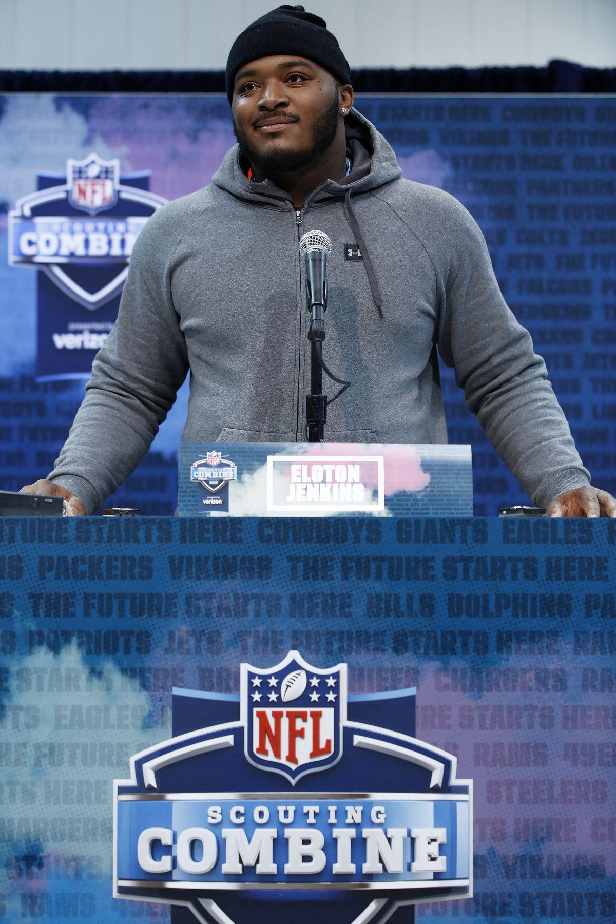 NFL Combine - Day 1