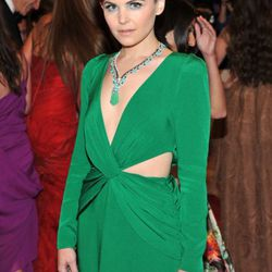 Ginnifer Goodwin in custom Topshop might have the best look of the night.