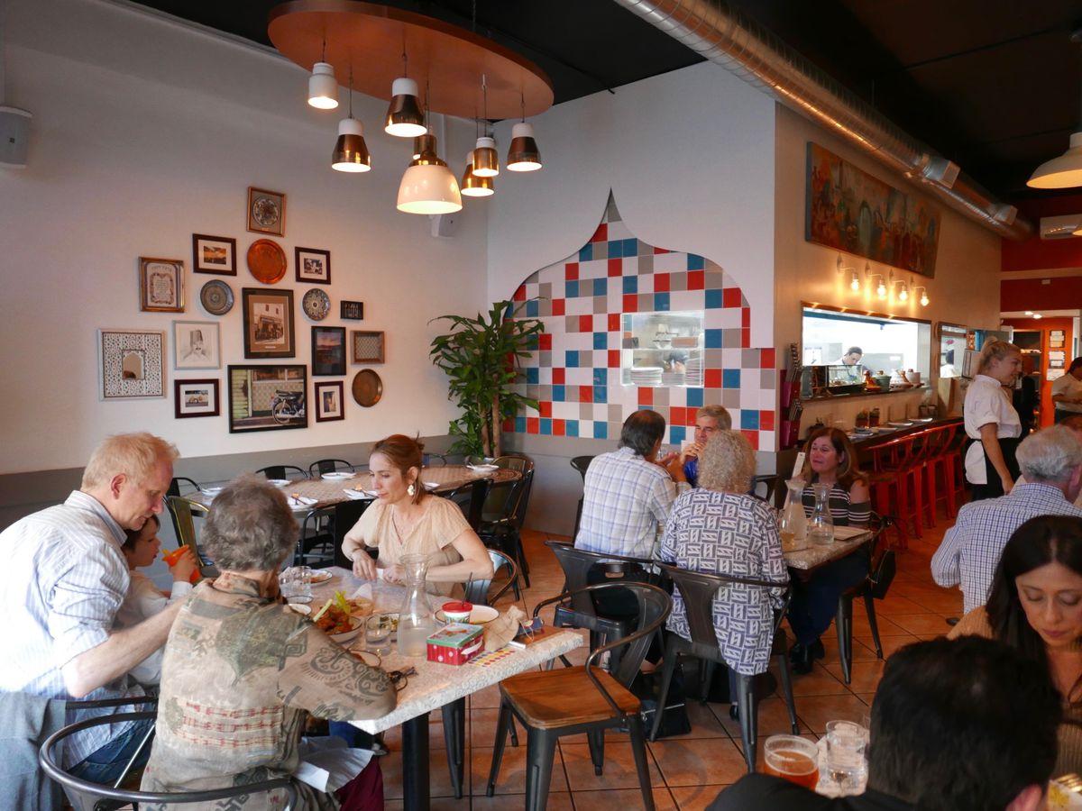 Mediterranean Restaurant Los Angeles