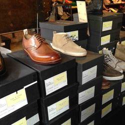 Mens shoes, $125-$195